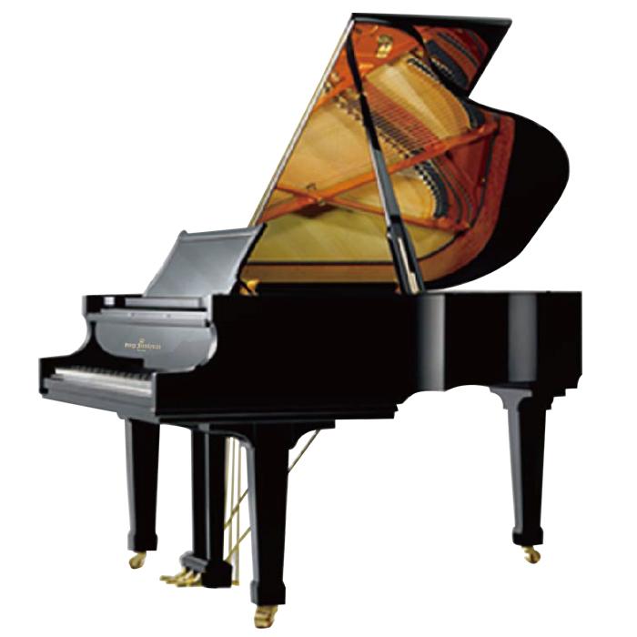 怎样打开和关闭三角钢琴的琴键盖?