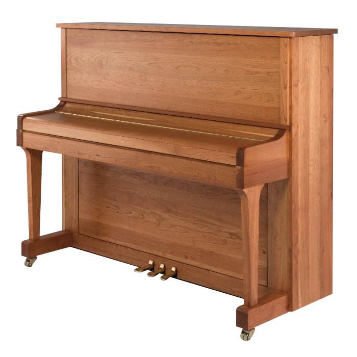 GE-125樱桃木实木琴